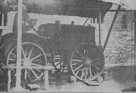 宝华锡矿公司的煤油机