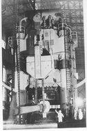 安装在上海重型机器厂的水压机