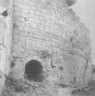 北碚蔡家群力村的新寨子寨门——恒泰门