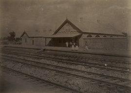 保定府火车站