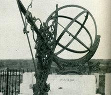 北平观象台黄道经纬仪