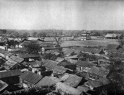 20世纪初期的北京贡院