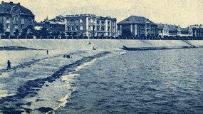 避暑名胜:青岛海滨