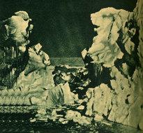 南极冰山掠影