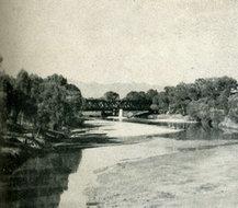 北戴河河道风景