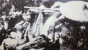 北伐中的工农运输队