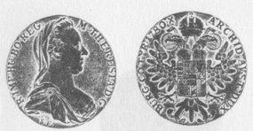 奥地利银圆