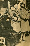 暗杀奥匈帝国太子刺客之母亲及两妹