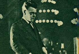 20世纪30年代初的欧洲时事:俄国政治案中的被告拉姆信教授