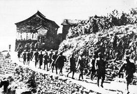 转战在苏皖一带的新四军