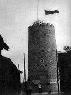 1945年八路军部队解放封丘城