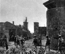 1945年八路军胶东部队攻占金岭镇