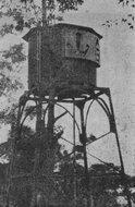 白鹤隘水塔