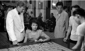 澳门赌场娱乐的一位女士