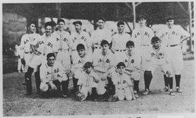 本埠西人业余棒球队