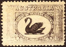 奥国黑鹅邮票