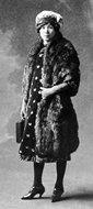 大衣和旗袍