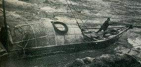 北江湍流中行舟