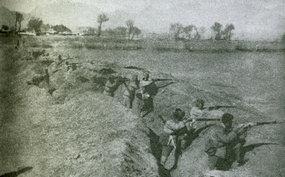 安德馨部在榆关抵抗日军