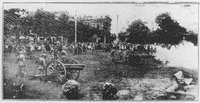 爱德华七世国王逝世后上海举办各种悼念活动