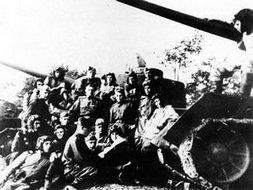 驻扎在中国东北的苏军