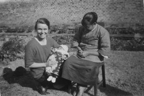 希尔达·波特与中国妇女
