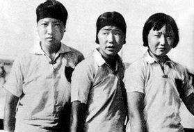 北平女子网球锦标队