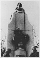 毕勋路普希金铜像揭幕式