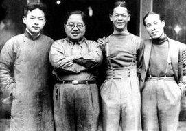 20世纪30年代的上海影坛的喜剧演员