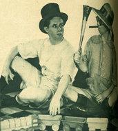 20世纪30年代的电影剧照