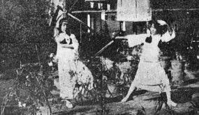 北京女子学院附中十周年纪念表演