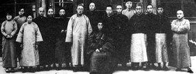 华北居士林第二次授瑜伽菩萨戒的会觉法师