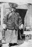 蒙古的活菩萨