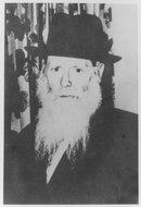上海俄国犹太人精神领袖拉比梅厄·阿什首那齐
