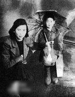 贺子珍与孩子